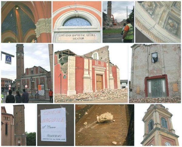 Terremoto in Emilia, raccolta fondi