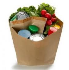 Raccolta generi alimentari