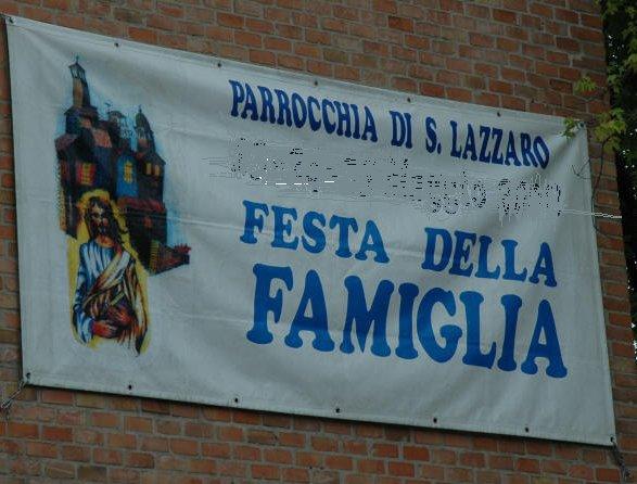 Festa della Famiglia 2014