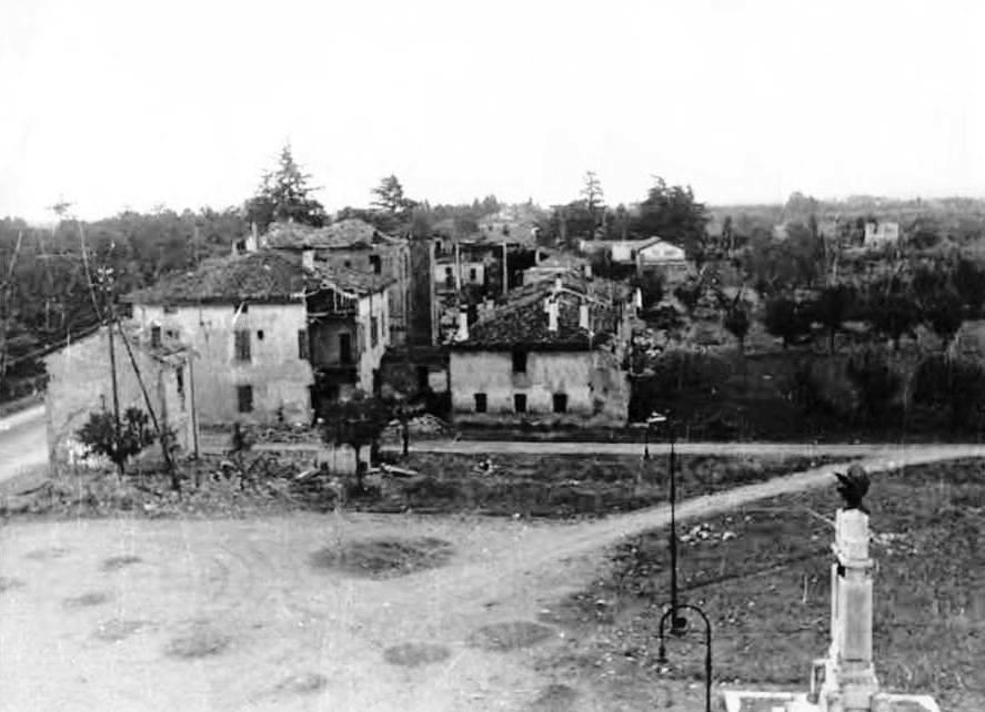 La polvere e il sangue – memoria della devastazione di San Lazzaro 15 aprile 1945