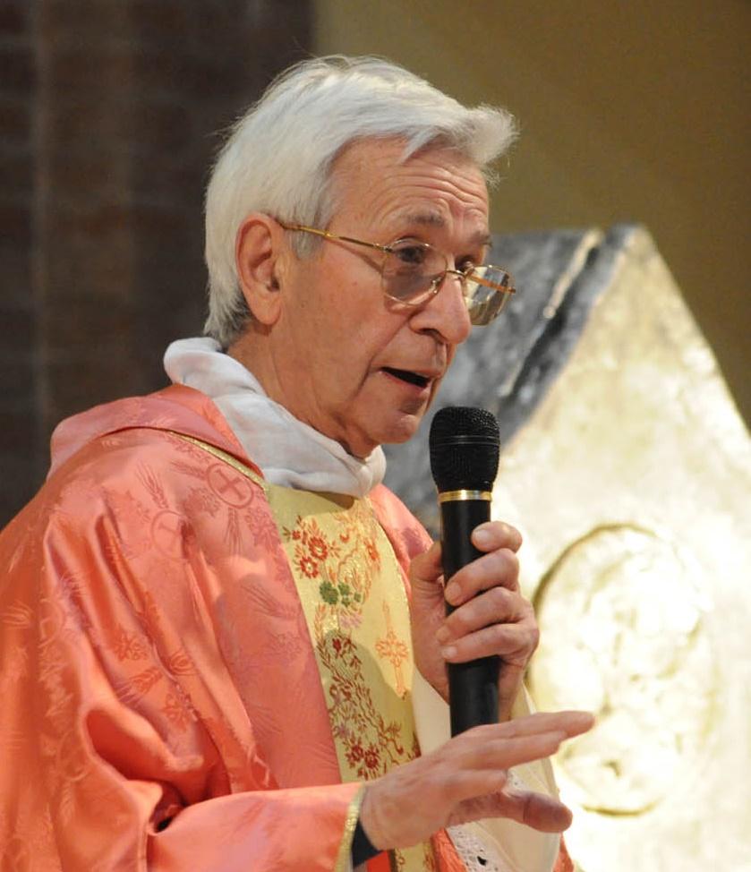 60° anniversario di ordinazione sacerdotale di don Domenico