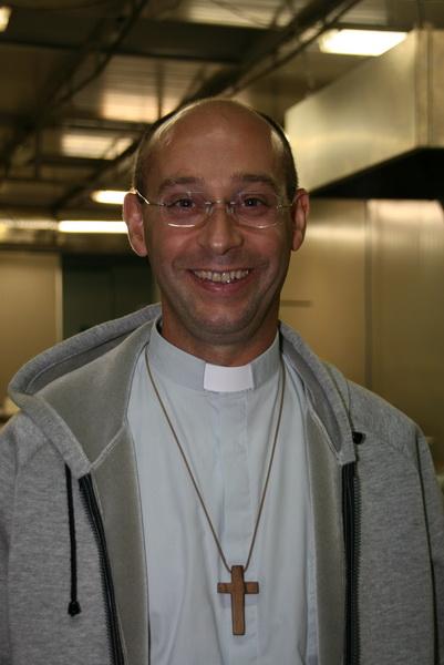 Benvenuto don Stefano Maria!