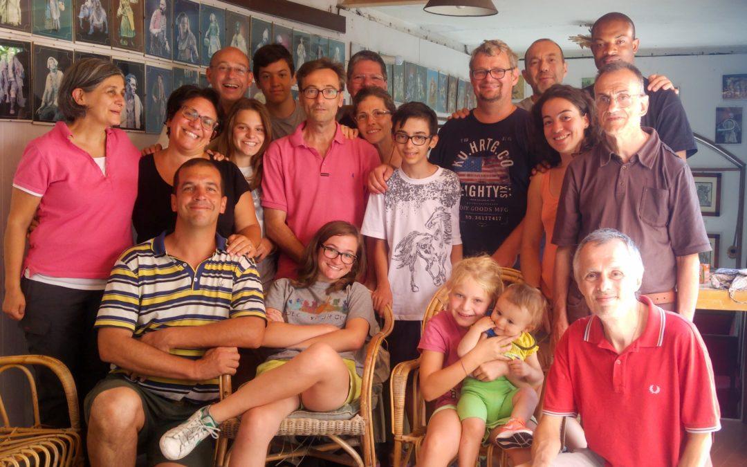Il racconto del campo di famiglie a Sovere
