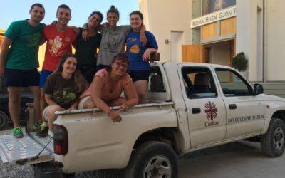 I giovani hanno vissuto una settimana di fraternità a Bathore