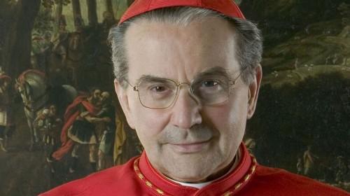 È morto il cardinale Caffarra, emerito di Bologna.