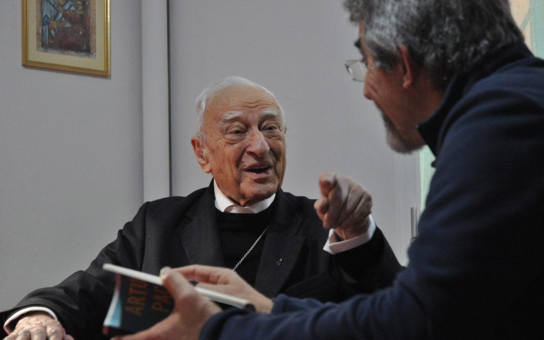 San Lazzaro: intervista al vescovo Luigi Bettazzi