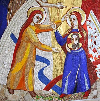 In cammino con due cantici: quello di Anna e quello di Maria