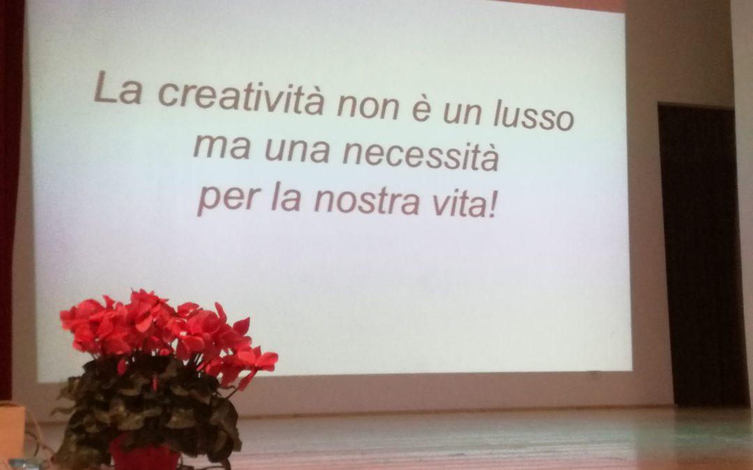 Registrazione dell'incontro: Futuri creativi