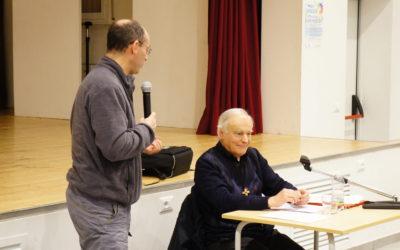 La registrazione della conferenza di P. Cencini