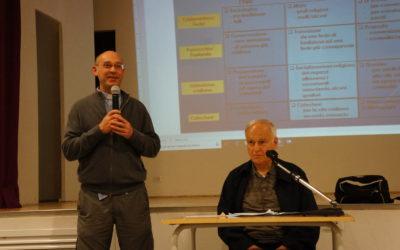 Registrazione della seconda conferenza di P.Cencini