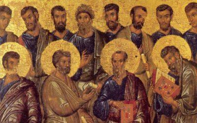 """Catechesi di don Stefano sugli Atti degli Apostoli: """"Perchè lo Spirito ci spinge"""" (Villa Toniolo)"""