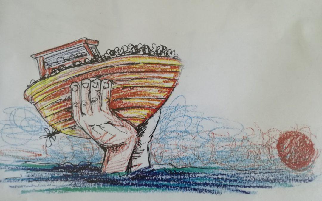 INFORMARE, ESSERE, AGIRE: in cammino con i migranti
