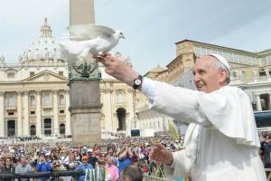 LII GIORNATA MONDIALE DELLA PACE – Messaggio papa Francesco