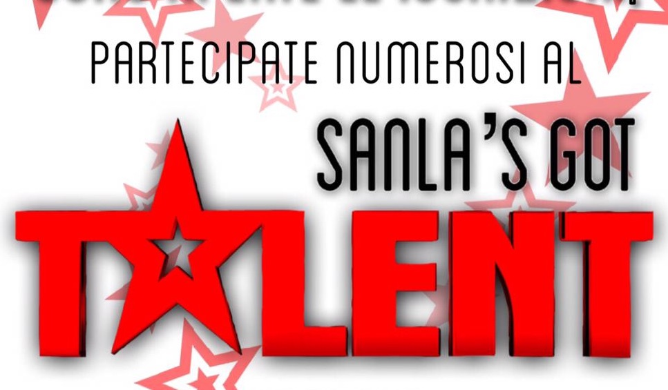 Sanla's Got Talent, talenti  preparatevi!
