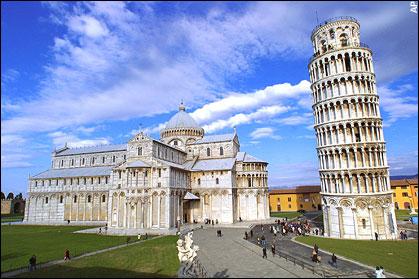 Andiamo a Pisa il 1 maggio 2019