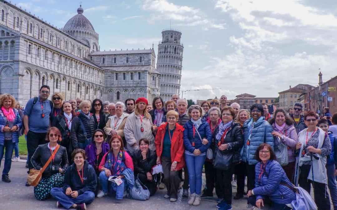 Pisa il primo maggio: la galleria fotografica