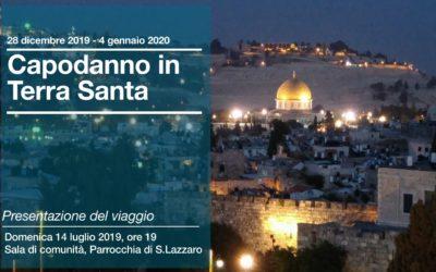 Capodanno in Terra Santa 2020j