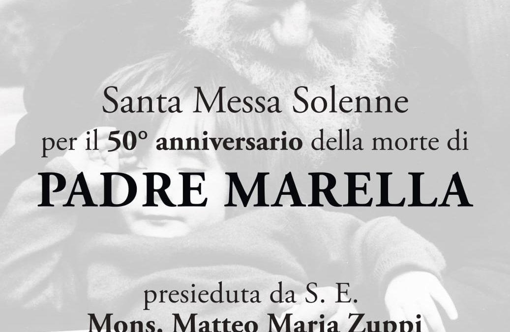 S. Messa 50° ann. della morte Padre Marella