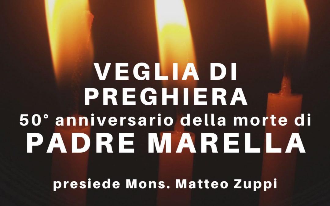 Veglia di preghiera 50° ann. della morte di Padre Marella