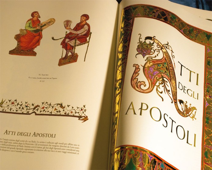 Un percorso sugli Atti degli Apostoli guidato da don Maurizio Marcheselli