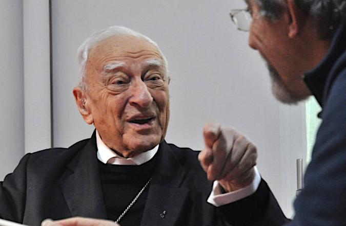 70° della parrocchia, ce ne parla il vescovo Bettazzi