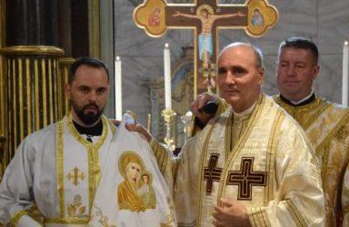 Oggi Catalin ordinato sacerdote!