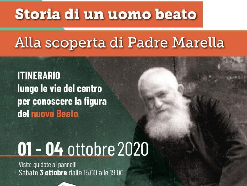 Sui passi di Padre Marella – Sabato 3 ottobre dalle 15 alle 19