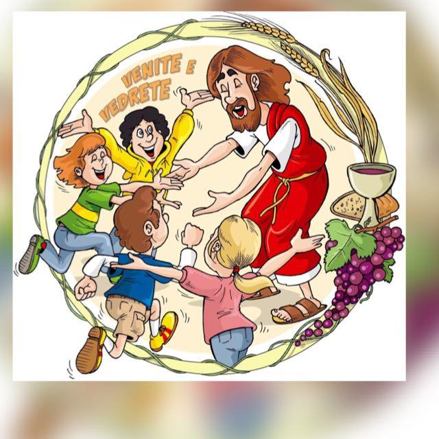 Catechismo nati 2013 della parrocchia di S. Lazzaro
