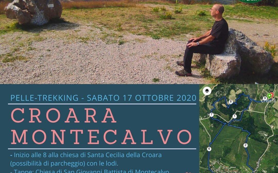 Pelletrekking Croara Montecalvo