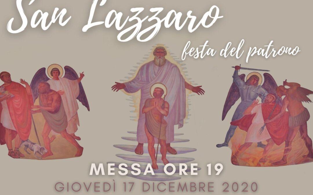 Festa del Patrono S. Lazzaro