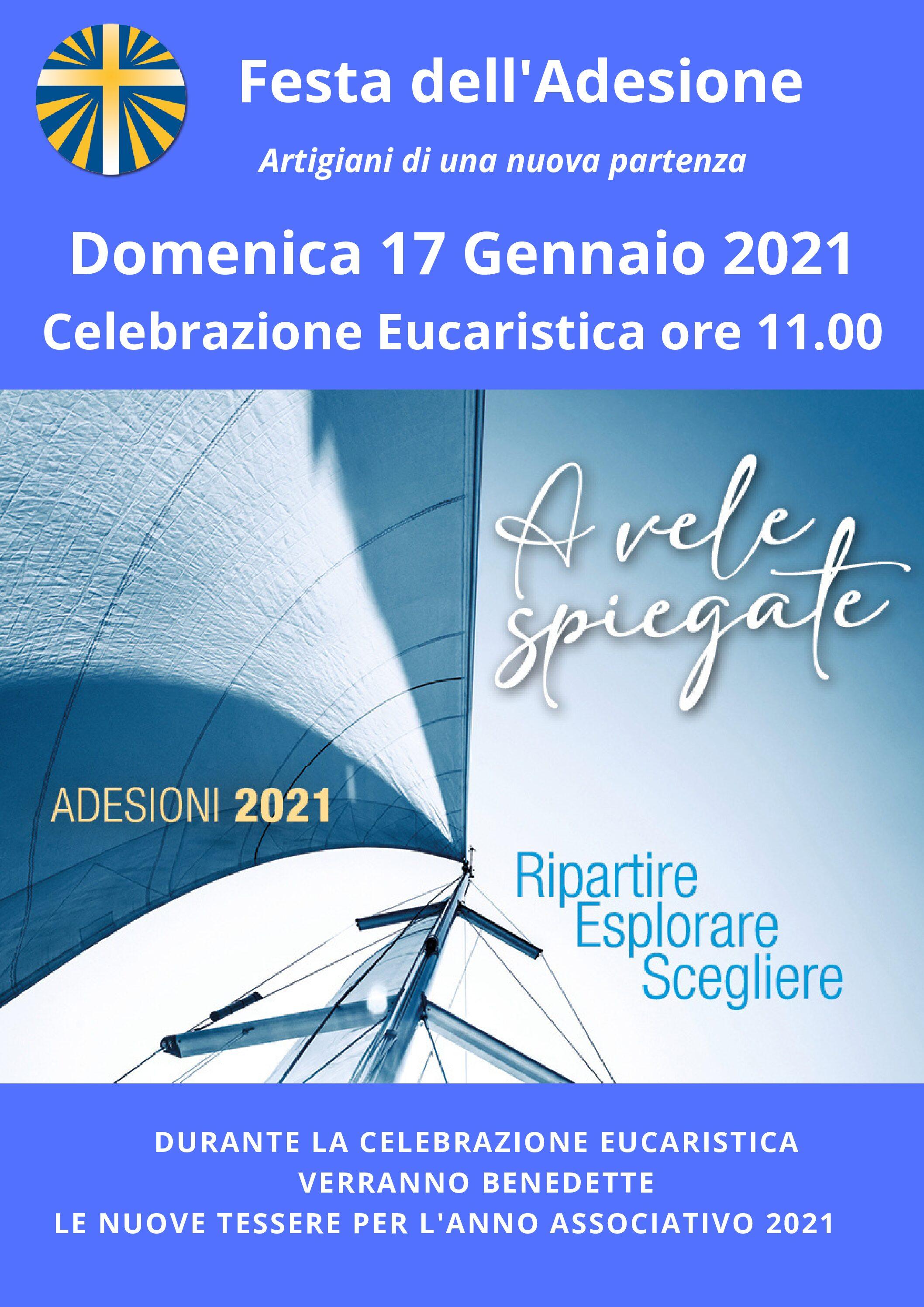 Festa dell'adesione Azione Cattolica