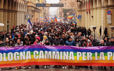 La marcia della pace 1 gennaio 2021