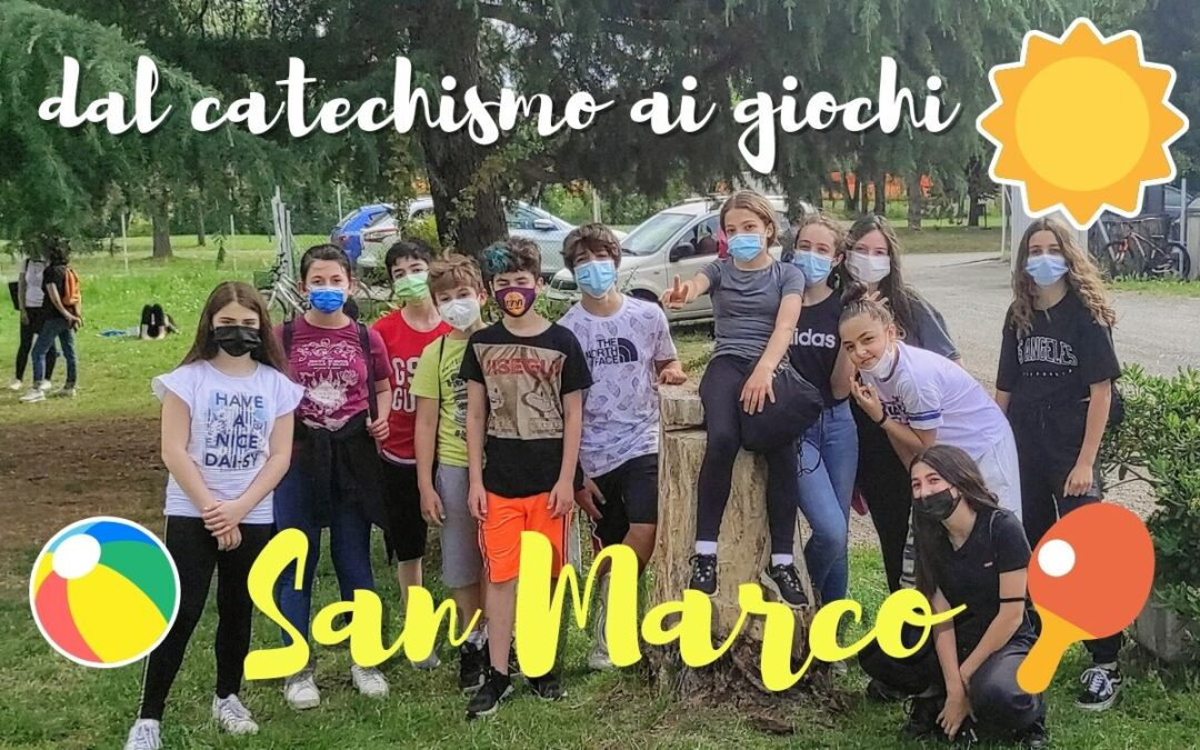 Giochi a San Marco: 6 mattinate di giugno