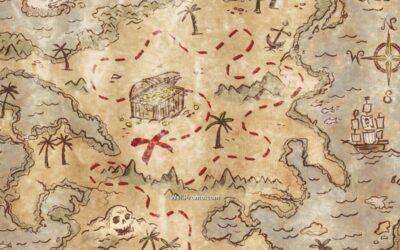 La caccia al tesoro, un grande gioco on line