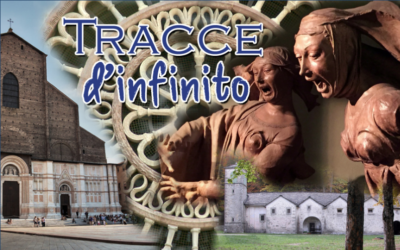Michela Conficconi ci parla di Tracce d'infinito (su èTV Rete7)